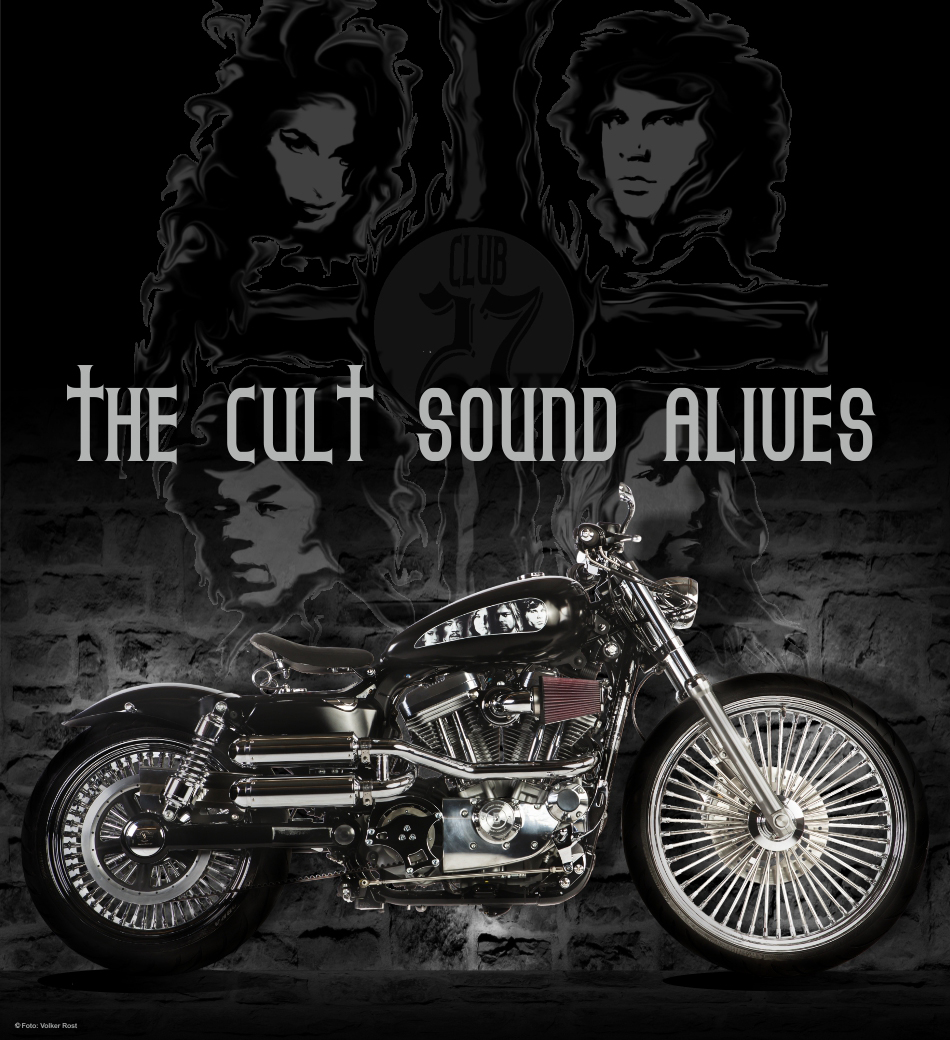 The Cult Sound Alives